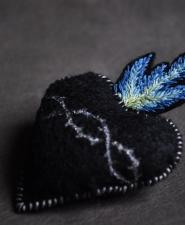 coeur-noir-flamme-bleue1-4